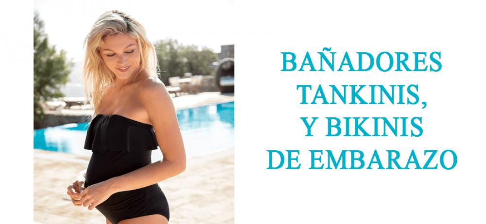 952646e370ce Tankinis Premamá | Selección de los mejores Tankinis y Bañadores ...